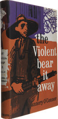 Books:First Editions, Flannery O'Connor. The Violent Bear It Away. London:Longmans, Green and Company, Ltd., 1960. First English edit...
