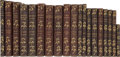Books:Fiction, Eugene Field. Nineteen Volumes Uniformly Bound in Leather,including:... (Total: 19 Items)