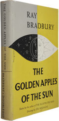 Books:Signed Editions, Ray Bradbury. The Golden Apples of the Sun. Doubleday, 1953.First edition. Inscribed by Bradbury to col...
