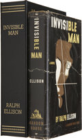 Books:Signed Editions, Ralph Ellison. Invisible Man. New York: Random House,1952....