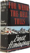 Books:Signed Editions, Ernest Hemingway. For Whom the Bell Tolls. New York: CharlesScribner's Sons, 1940....