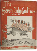 Books:Signed Editions, Dr. Seuss. Inscribed copy of The Seven Lady Godivas. NewYork: Random House, [1939]....