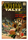 Silver Age (1956-1969):Horror, Unusual Tales #9 (Charlton, 1957) Condition: Apparent FN+....