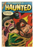 Golden Age (1938-1955):Horror, This Magazine Is Haunted #20 (Charlton, 1954) Condition: VF....