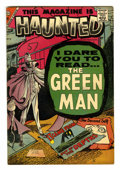 Silver Age (1956-1969):Horror, This Magazine Is Haunted V2#14 (Charlton, 1957) Condition: FN....