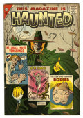 Silver Age (1956-1969):Horror, This Magazine Is Haunted V2#13 (Charlton, 1957) Condition: FN....