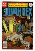 Bronze Age (1970-1979):Western, Jonah Hex #1 (DC, 1977) Condition: VF+....