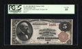 National Bank Notes:Maine, Portland, ME - $5 1882 Brown Back Fr. 469 The National Traders BankCh. # 1451. ...
