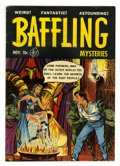 Golden Age (1938-1955):Horror, Baffling Mysteries #5 (Ace, 1951) Condition: FN+....