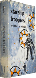 Books:First Editions, Robert A. Heinlein. Starship Troopers. New York: G. P.Putnam, 1959....