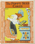 Books:Children's Books, Margery Clark. The Poppy Seed Cake. Later edition.Illustrated by Maud & Miska Petersham. Fine in price-clipped...