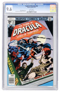 Bronze Age (1970-1979):Horror, Tomb of Dracula #56 (Marvel, 1977) CGC NM+ 9.6 White pages....