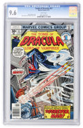 Bronze Age (1970-1979):Horror, Tomb of Dracula #57 (Marvel, 1977) CGC NM+ 9.6 White pages....