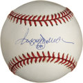 Autographs:Baseballs, Reggie Jackson UDA Single Signed Baseball. ...