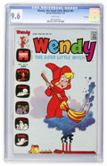 Bronze Age (1970-1979):Cartoon Character, Wendy, the Good Little Witch #81 File Copy (Harvey, 1973) CGC NM+9.6 White pages....