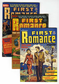 Golden Age (1938-1955):Romance, First Romance File Copies Group (Harvey, 1949-58) Condition: Average VG+.... (Total: 16 Comic Books)