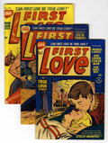 Golden Age (1938-1955):Romance, First Love Illustrated File Copies Group (Harvey, 1951-58)Condition: Average VG+.... (Total: 10 Comic Books)