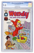 Bronze Age (1970-1979):Cartoon Character, Wendy, the Good Little Witch #60 File Copy (Harvey, 1970) CGC NM/MT 9.8 Off-white to white pages....