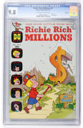 Bronze Age (1970-1979):Cartoon Character, Richie Rich Millions #47 File Copy (Harvey, 1971) CGC NM/MT 9.8Off-white to white pages....