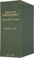 Miscellaneous, Clamshell Conservation Case for Martin Chuzzlewit....