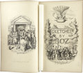 Books:First Editions, [Charles Dickens]. Sketches by Boz Illustrative of Every-DayLife and Every-Day People. With Forty Illustrations...