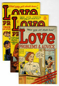 Golden Age (1938-1955):Romance, True Love Problems and Advice Illustrated File Copy Group (Harvey,1949-57).... (Total: 8 Comic Books)
