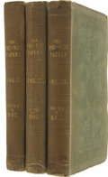 Books:First Editions, [Charles Dickens, editor]. The Pic Nic Papers. By VariousHands. Edited by Charles Dickens, Esq....With Illustra... (Total: 3Items)