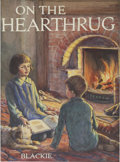 Paintings, CICELY MARY BARKER (American 1895 - 1973). On the Hearth Rug, book cover. Mixed-media on board. 16 x 12 in.. Initialed l...
