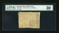 Colonial Notes:Pennsylvania, Pennsylvania April 20, 1781 10s PMG Very Fine 30....