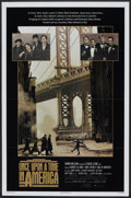 "Movie Posters:Crime, Once Upon a Time in America (Warner Brothers, 1984). One Sheet (27""X 41"") Advance. Crime.. ..."