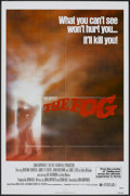 "Movie Posters:Horror, The Fog (Avco Embassy, 1980). One Sheet (27"" X 41"") Style A.Horror.. ..."