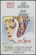 "Movie Posters:Romance, The Swan (MGM, 1956). One Sheet (27"" X 41""). Romance.. ..."