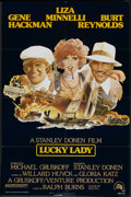 "Movie Posters:Comedy, Lucky Lady (20th Century Fox, 1975). One Sheet (27"" X 41"") Style B. Comedy.. ..."