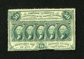 Fractional Currency:First Issue, Fr. 1310 50¢ First Issue New....