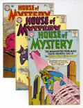 Silver Age (1956-1969):Horror, House of Mystery Group (DC, 1964-65) Condition: Average VF+....(Total: 7 Comic Books)