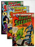 Silver Age (1956-1969):Mystery, House of Secrets Group (DC, 1964-66) Condition: Average VF+....(Total: 10 Comic Books)
