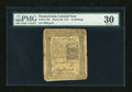 Colonial Notes:Pennsylvania, Pennsylvania March 20, 1773 16s PMG Very Fine 30....