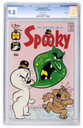 Silver Age (1956-1969):Cartoon Character, Spooky #113 File Copy (Harvey, 1969) CGC NM/MT 9.8 White pages....