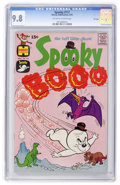 Bronze Age (1970-1979):Humor, Spooky #117 File Copy (Harvey, 1970) CGC NM/MT 9.8 Off-white towhite pages....