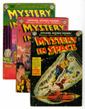 Golden Age (1938-1955):Science Fiction, Mystery in Space Group (DC, 1951-57) Condition: Average FR/GD....(Total: 20 Comic Books)