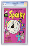 Bronze Age (1970-1979):Cartoon Character, Spooky #147 File Copy (Harvey, 1975) CGC NM+ 9.6 Off-white to whitepages....