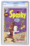 Bronze Age (1970-1979):Cartoon Character, Spooky #143 File Copy (Harvey, 1975) CGC NM/MT 9.8 Off-white towhite pages....
