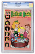 Bronze Age (1970-1979):Humor, Richie Rich #130 File Copy (Harvey, 1975) CGC NM/MT 9.8 Off-whiteto white pages....