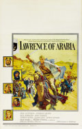 "Movie Posters:Academy Award Winner, Lawrence of Arabia (Columbia, 1962). Window Card (14"" X 22""). ..."