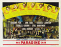 "Movie Posters:Hitchcock, The Paradine Case (Selznick, 1947). Half Sheet (22"" X 28"") Style B...."