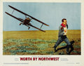 """Movie Posters:Hitchcock, North by Northwest (MGM, 1959). Lobby Card (11"""" X 14"""")...."""