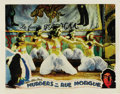 """Movie Posters:Horror, Murders in the Rue Morgue (Universal, 1932). Lobby Card (11"""" X14""""). ..."""
