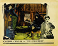 "Movie Posters:Comedy, The Gold Rush (United Artists, 1925). Lobby Card (11"" X 14""). ..."