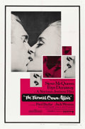 """Movie Posters:Crime, The Thomas Crown Affair (MGM, 1968). One Sheet (27"""" X 41""""). ..."""