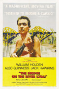"Movie Posters:War, The Bridge on the River Kwai (Columbia, 1958). One Sheet (27"" X41"") Style B. ..."